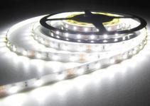 LED STRIP STRIPE STREIFEN LEISTE 300 LED 5mt weiss neutralweiss weiß hell 12Volt (ohne Netzteil), 1380Lumen