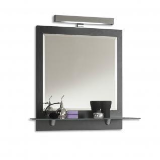 spiegel mit beleuchtung und ablage online kaufen yatego. Black Bedroom Furniture Sets. Home Design Ideas
