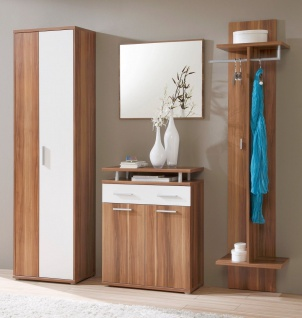 garderobe mit hutablage 70 cm g nstig online kaufen yatego. Black Bedroom Furniture Sets. Home Design Ideas