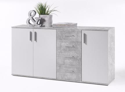 schrank 3 t rig wei online bestellen bei yatego. Black Bedroom Furniture Sets. Home Design Ideas