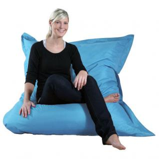 riesensitzsack sitzsack sitzkissen xxl kissen bodenkissen. Black Bedroom Furniture Sets. Home Design Ideas