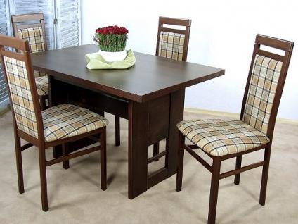 tischgruppe massiv nu baum buche inkl st hle 2er set esstisch tisch massivholz kaufen bei go. Black Bedroom Furniture Sets. Home Design Ideas