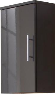 schrank hochglanz schwarz weiss g nstig bei yatego. Black Bedroom Furniture Sets. Home Design Ideas