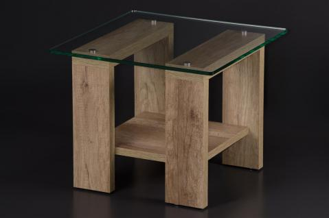 beistelltisch hochwertig holz glas raum und m beldesign inspiration. Black Bedroom Furniture Sets. Home Design Ideas