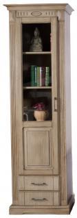 holz glas vitrinen g nstig online kaufen bei yatego. Black Bedroom Furniture Sets. Home Design Ideas