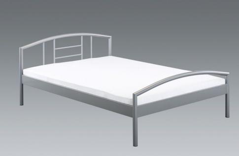 bett 200 x 200 cm metall g nstig kaufen bei yatego. Black Bedroom Furniture Sets. Home Design Ideas