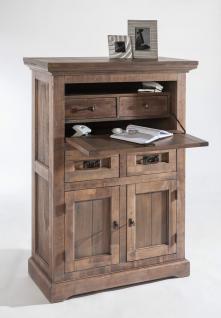 schreibtisch braun sekret r g nstig online kaufen yatego. Black Bedroom Furniture Sets. Home Design Ideas