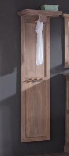 garderobe wandgarderobe holz g nstig online kaufen yatego. Black Bedroom Furniture Sets. Home Design Ideas