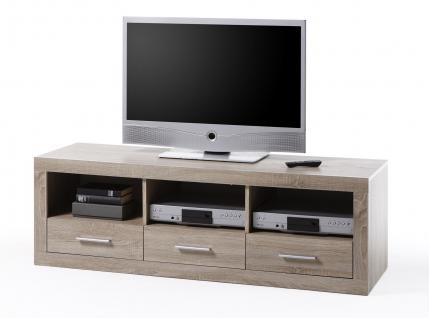 lowboard design eiche online bestellen bei yatego. Black Bedroom Furniture Sets. Home Design Ideas