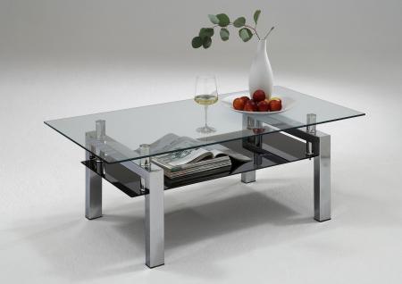 Glas schwarz couchtische g nstig kaufen bei yatego for Design tisch glas