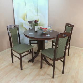 essgruppe massivholz tischgruppe g nstig bei yatego. Black Bedroom Furniture Sets. Home Design Ideas
