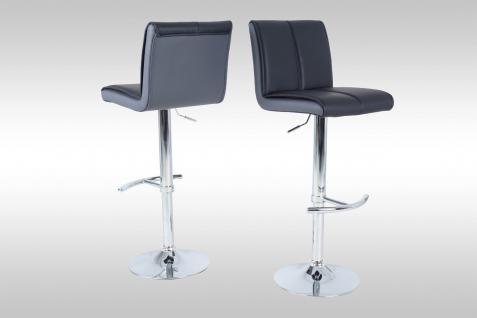 barhocker h henverstellbar leder g nstig bei yatego. Black Bedroom Furniture Sets. Home Design Ideas