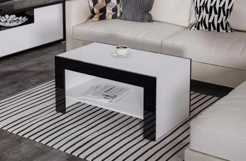 design couchtisch hochglanz wei g nstig bei yatego. Black Bedroom Furniture Sets. Home Design Ideas