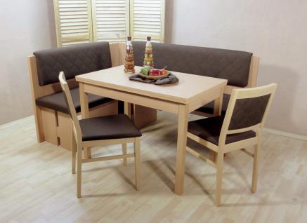 eckbank mit auszug g nstig online kaufen bei yatego. Black Bedroom Furniture Sets. Home Design Ideas