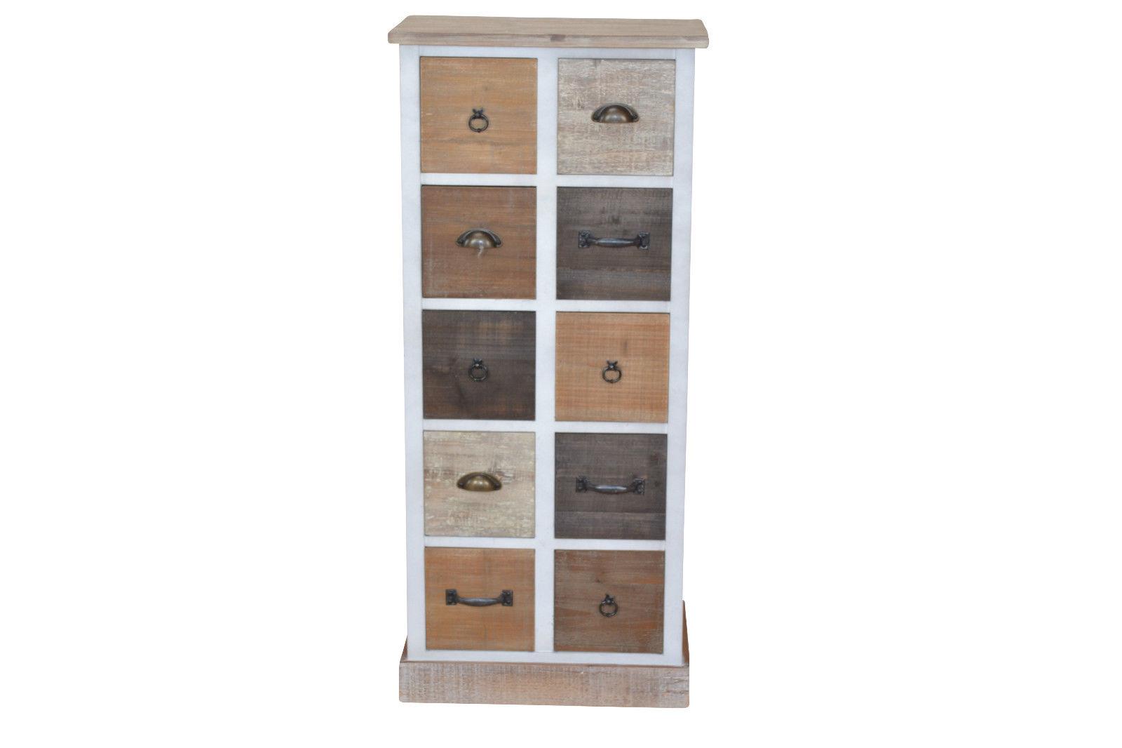 schubkastenkommode antik wei anrichte kommode sideboard 10 schub sten massiv kaufen bei go. Black Bedroom Furniture Sets. Home Design Ideas