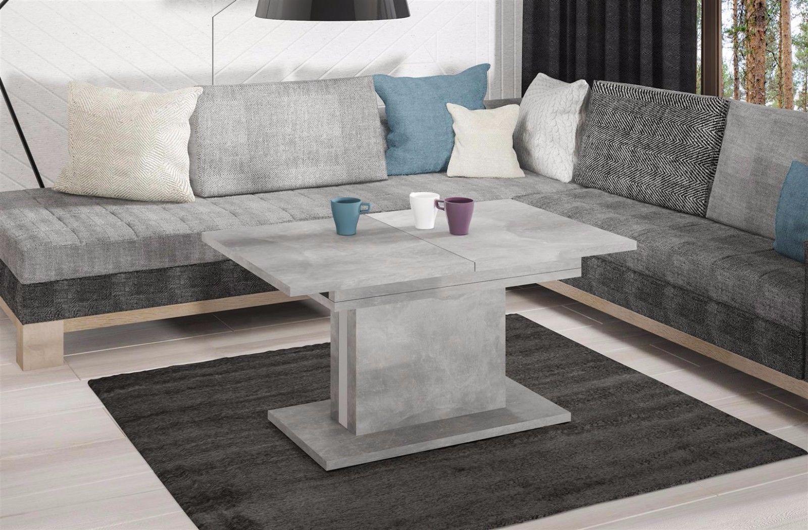 beton wohnzimmertisch | wohnzimmer ideen - Beton Wohnzimmertisch