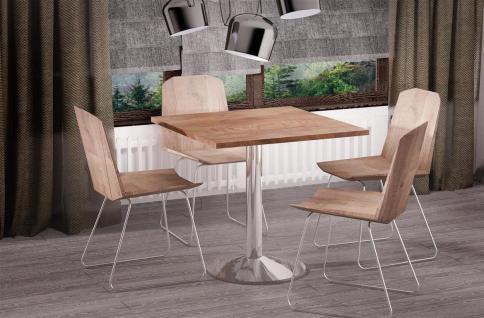design esszimmertisch online bestellen bei yatego. Black Bedroom Furniture Sets. Home Design Ideas