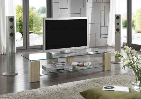 fernsehtisch glas g nstig online kaufen bei yatego. Black Bedroom Furniture Sets. Home Design Ideas