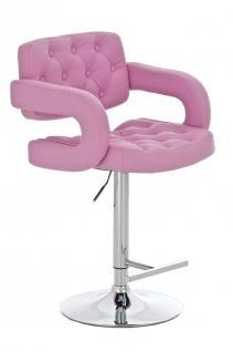 Barhocker mit armlehne online bestellen bei yatego for Barhocker pink