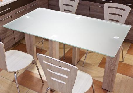 glas tische esstisch 120 g nstig kaufen bei yatego. Black Bedroom Furniture Sets. Home Design Ideas