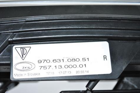 2x Neu Original Blinker LED TFL mit Tagfahrlicht Links & Rechts Komplett Fur Porsche Panamera TURBO 970 - Vorschau 5