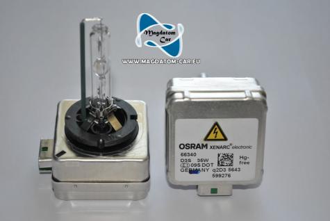 Neu Original Xenon Bixenon Brenner Lampen Osram D3S Vw Passat B7 Touareg Sharan 2 Touran Eos Polo - Vorschau 1
