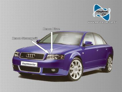 Neu Xenon Bixenon Brenner Lampen Birne D1S fur Audi A4 S4 2001-2007