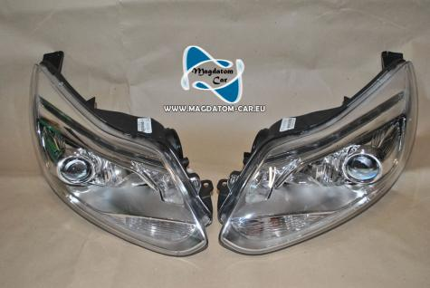 2x Neu Original Scheinwerfer Bixenon Xenon Led Fur Ford Focus Mk3 - Vorschau 1