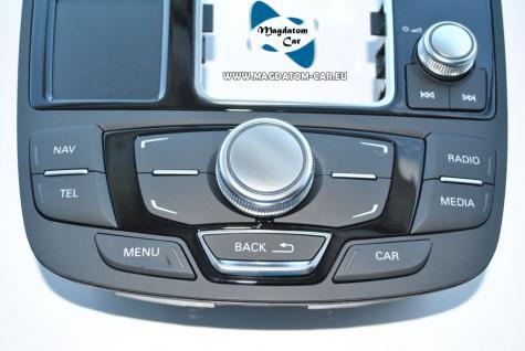Neu Original Bedieneinheit Bedienteil Navi MMI Multimedia Multimediasystem Touchpad Audi A6 4G A7 4G1919610C 4G1919610D - Vorschau 2