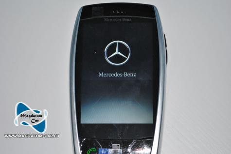 Neu Touchscreen Bedienhörer Remote Telefon Fernbedienung Mercedes S Klasse W222 A2228200635 - Vorschau 1