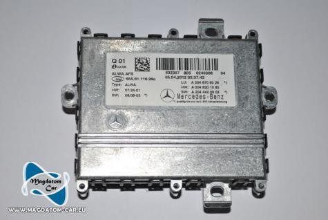 Neu Original AFS Modul Kurvenlicht Steuergerät A2048708326 fur Mercedes - Benz GLK - Vorschau 1