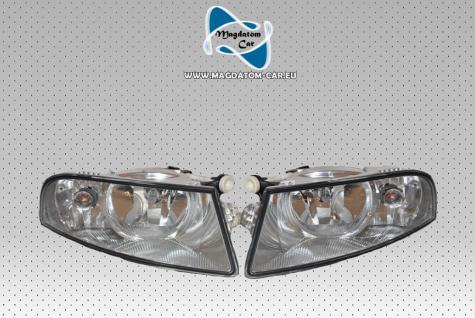 2x Neu Original Nebelscheinwerfer Skoda Octavia 2 Facelift ab 2009- 1Z0941699C 1Z0941700C - Vorschau 1