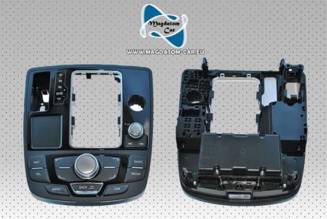 Neu Original Bedieneinheit Bedienteil Navi MMI Multimedia Multimediasystem Touchpad Audi A6 4G A7 4G1919610C 4G1919610D - Vorschau 1
