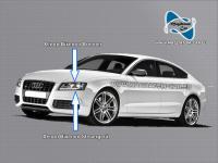 Neu Original Xenon Bixenon Brenner Birne D3S fur Audi A5 S5 LED