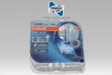 2x Xenon Brenner Lampe Bulb D3S 6000K Osram 66340CBI Audi A3 S3 8P1 8V1