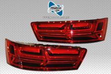 2x Neu Original Rückleuchten LED Rear Lights Matrix Schlussleuchte Audi Q7 4M0945094E