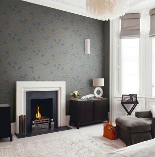 Tapete, Designtapete, Retro, Muster, elegant, modern - Vorschau 4