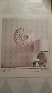 tapete designtapete retro muster elegant modern kaufen bei abc living. Black Bedroom Furniture Sets. Home Design Ideas