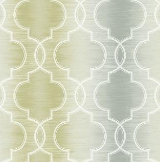 Tapete, Designtapete, Ornamente, Streifen, elegant, modern, Retro, Luxus - Vorschau 1
