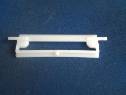 Klauke Klappenhalter mit Zapfen - Vorschau