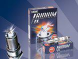 NGK Zündkerze Iridium DR8EIX für BMW F650 CS 650 ccm 37835 (4 Stk./Packung)