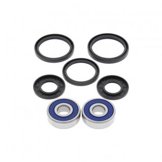 Wheel Bearing Kit Front Honda CB300F 15-16, CBR250R 11-13, CBR300R 15-16, VT125 SHADOW (Euro) 99-07, Kawasaki KX250 76, KX400 75-76, KZ400A 77-78, KZ440A LTD 80-83, KZ440B 80-81, Suzuki GW250 14-15, Yamaha FJ600 84-85, FZ600 86-88, RD200 74-76, RD250 73-7