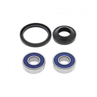 Wheel Bearing Kit Front Honda CRF230L 08-09, CRF230M 09, CRM50R (EURO) 92-96, CRM75R (EURO) 89-94, FX650 (Euro) 99-00, NTV 650 (Euro) 97, NX250 88-90, NX500 (EURO) 93-99, NX650 (Euro) 88-99, SLR 650 (Euro) 97-98, XL350R 84-85, XL600R 83-87, XL600V TRANSAL