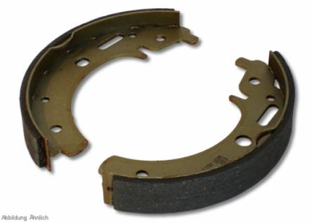 5353G EBC Premium Bremsbacken hinten für OPEL Manta 1.8 83-88