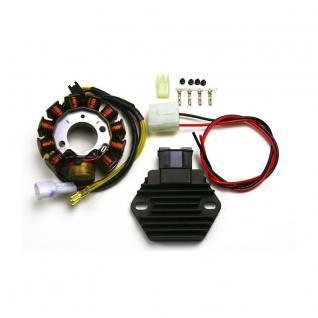 Lichtmaschine G145 + RR58 KTM Hi-Power - Generator (3 phase 250 watts) & Regulator/Rectifier 4 Stroke
