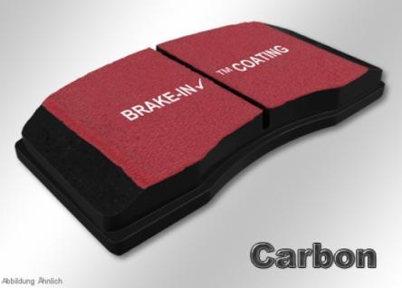 DPC1393 EBC Bremsbelag DPC Carbon hinten für RENAULT COMMERCIAL Trafic 2.0 2001-
