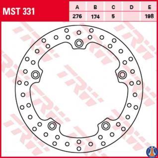 MST331 Bremsscheibe starr BMW 850 R BMW 1100 BMW 1150