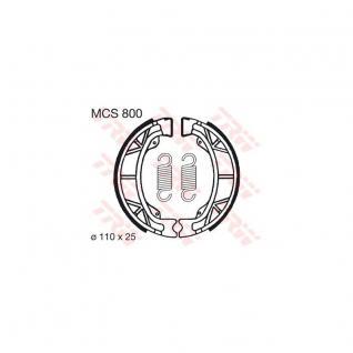 MCS800 Bremsbacken