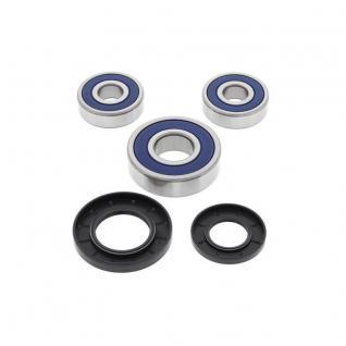 Wheel Bearing Kit Rear Suzuki GS500 89-02, GS500F 04-09, GS500H 07-09, GSF400 Bandit 91-93, GSX250 (Euro) 91-97, GSX600F Katana 89-06, GSX750F Katana 89-06, GW250 14-15, SV650 99-02, VZ800 Marauder 97-04, Yamaha FZR1000 87-88, FZR750 88