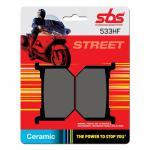 Bremsbelag SBS 533HF Street Ceramic
